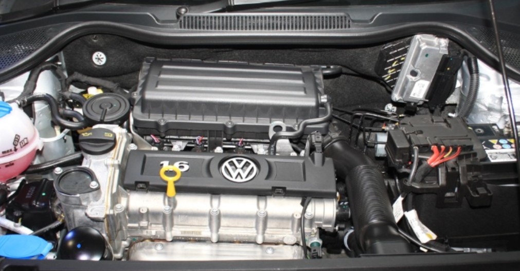 2021 Volkswagen Polo Engine