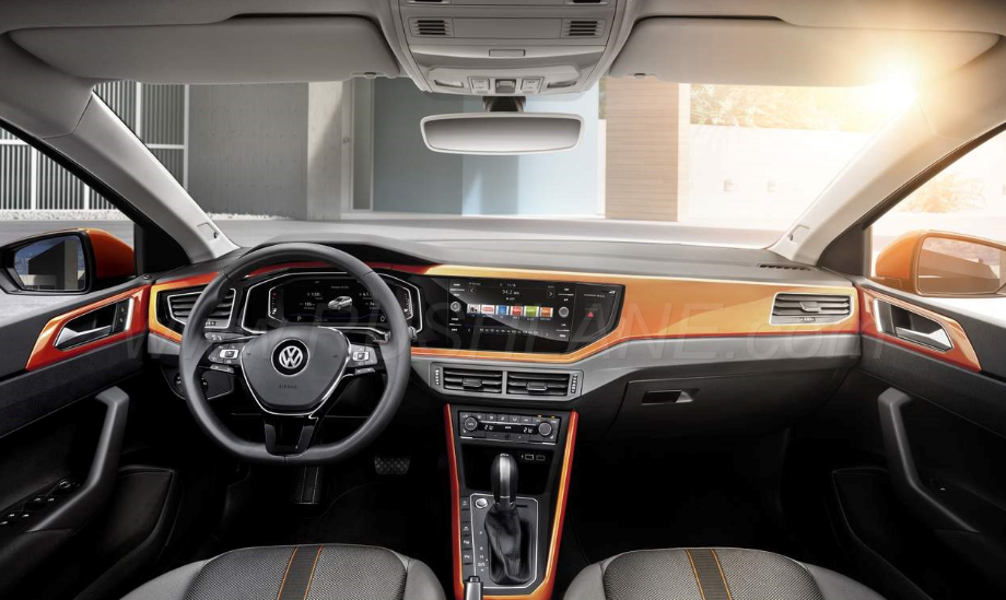 2021 Volkswagen Polo Interior