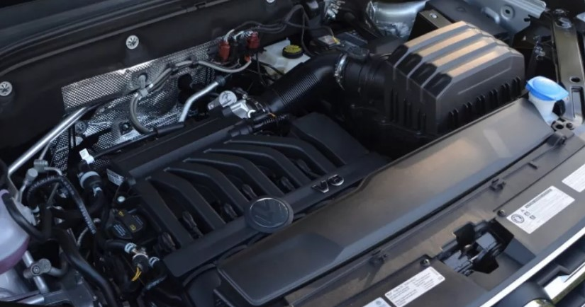 2021 Volkswagen Atlas Engine