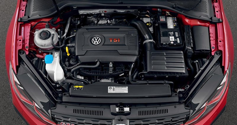 2021 Volkswagen Golf Engine