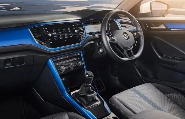 2021 Volkswagen T-Cross Interior