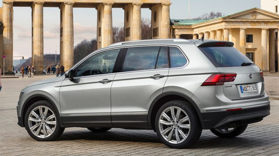 2021 Vw Tiguan R Line Release Date Price And Photos >> 2021 Volkswagen Tiguan R Line, Changes, Release Date