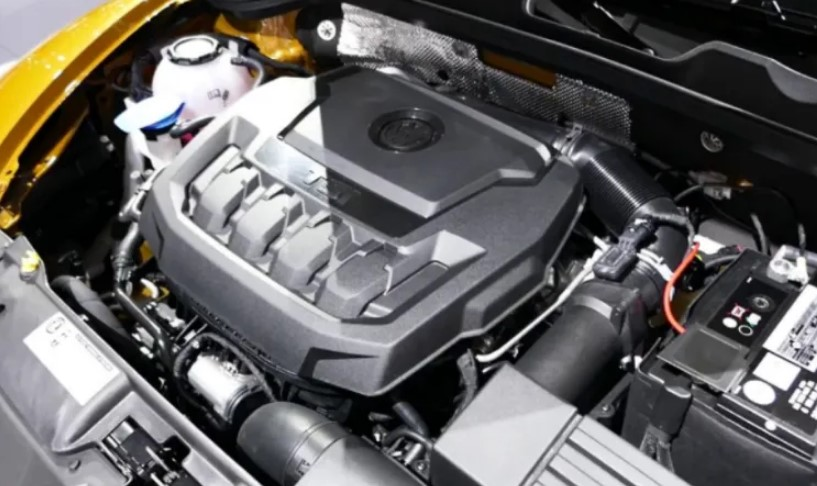 2021 VW Amarok Engine