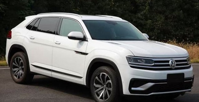 2021 VW Atlas Exterior