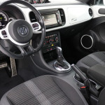 2021 VW Beetle Interior