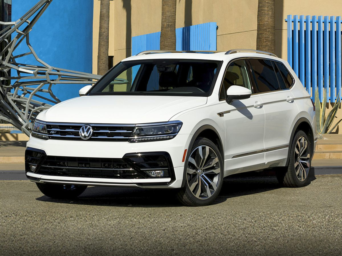 New 2021 Volkswagen Tiguan S 4Motion Awd, Fwd, Price ...